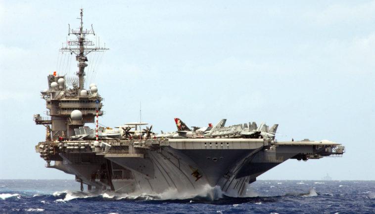 Aircraft carrier 2
