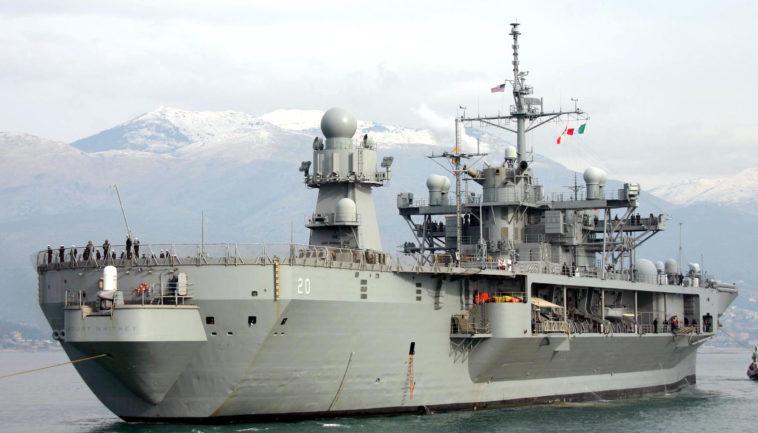 Blue Ridge-class command ship