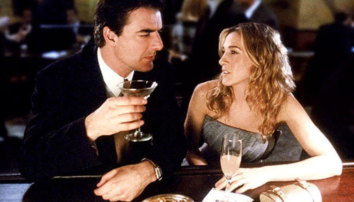 CARRIE BRADSHAW AND MR. BIG