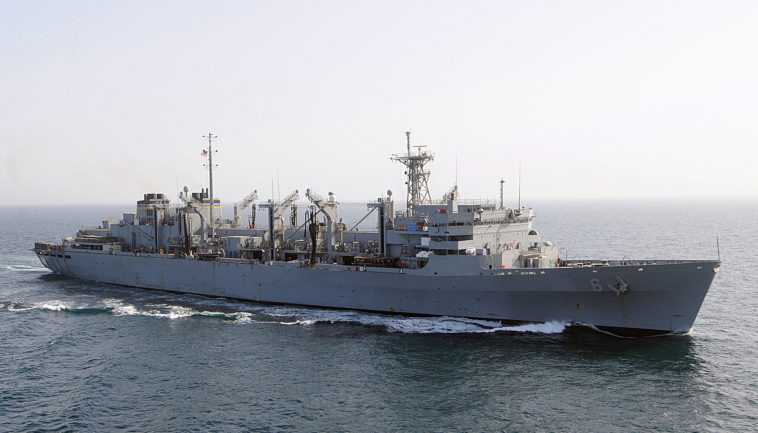 Command and support ship