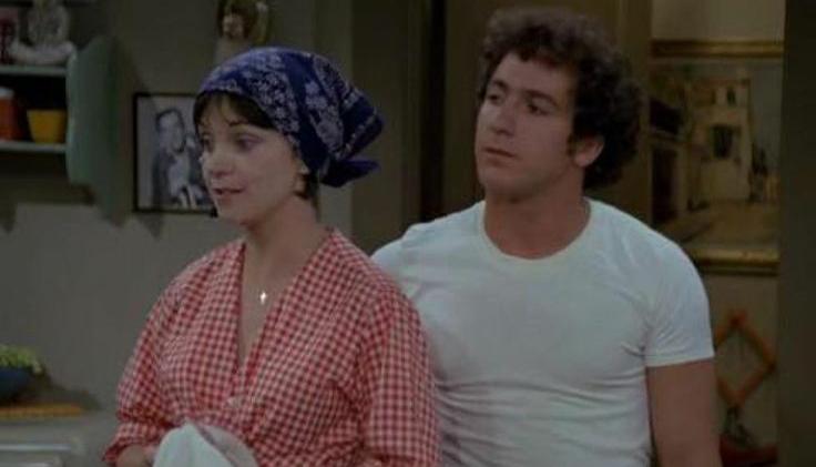 Shirley Feeney and Carmine Ragusa