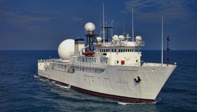 Surveillance and intelligence vessel