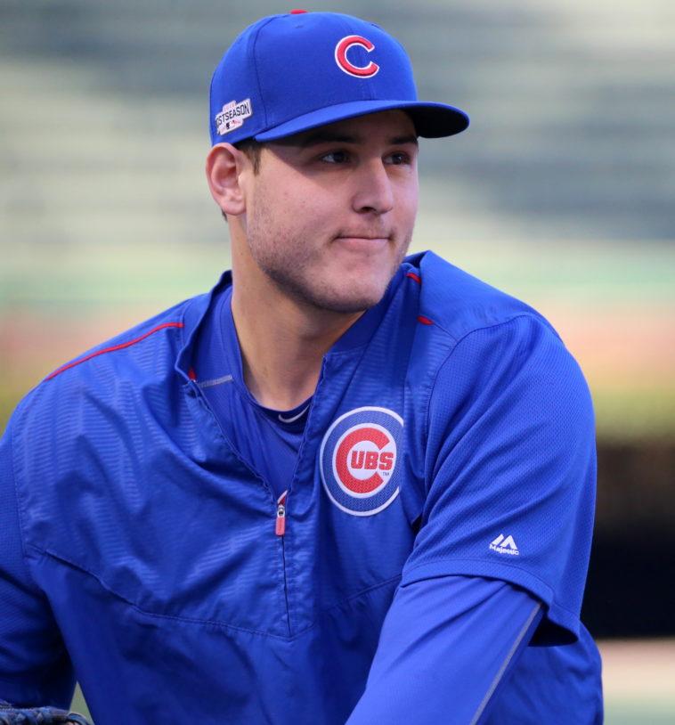 Chicago Cubs Uniforms