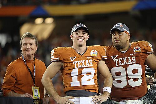 Texas Longhorns Uniforms