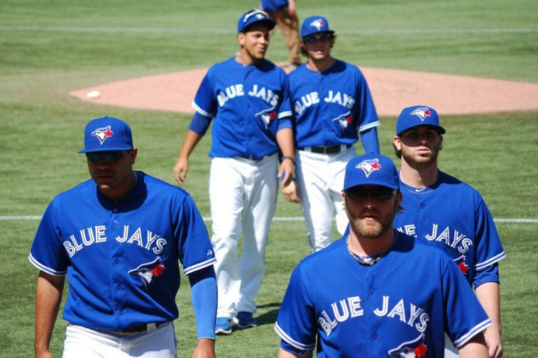 Toronto Blue Jays Uniforms