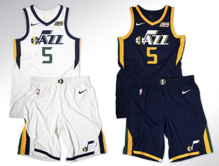 Utah Jazz Uniform