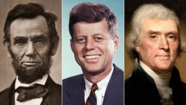 us presidents-Time
