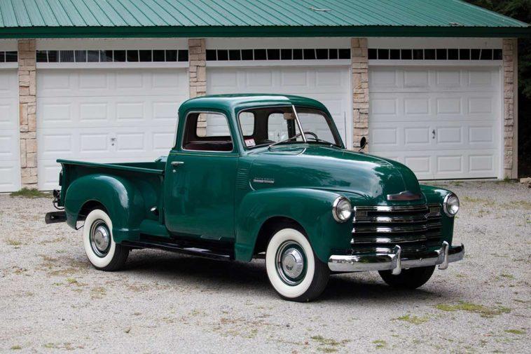 1947 Chevrolet 3100(RM Sothebys)