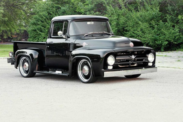 1956 F-100(Hot Rod Network)