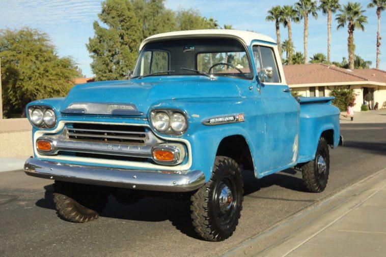 1959 Napco Chevy