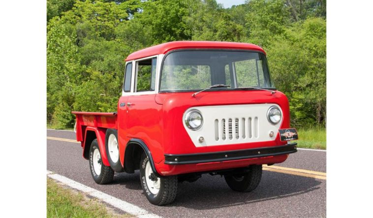 1965 Jeep FC-150(classiccars.com)