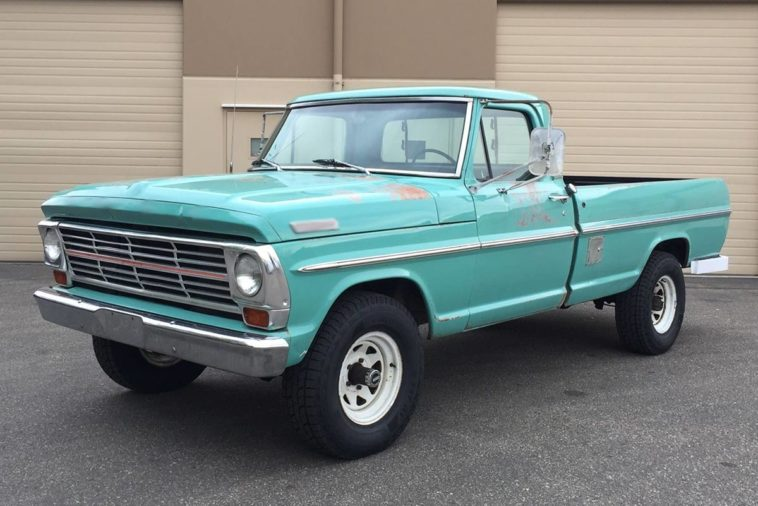 1967-1977.5 Ford F-250 Highboy(Ford Truck Entusiasits)