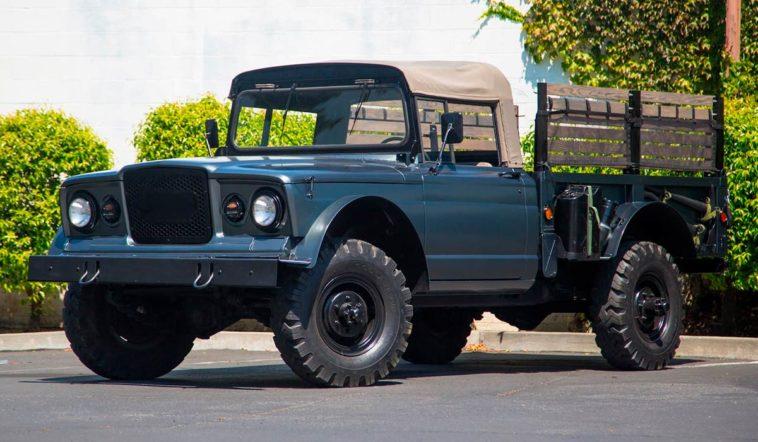 1969 Kaiser Jeep M715(Mecum)