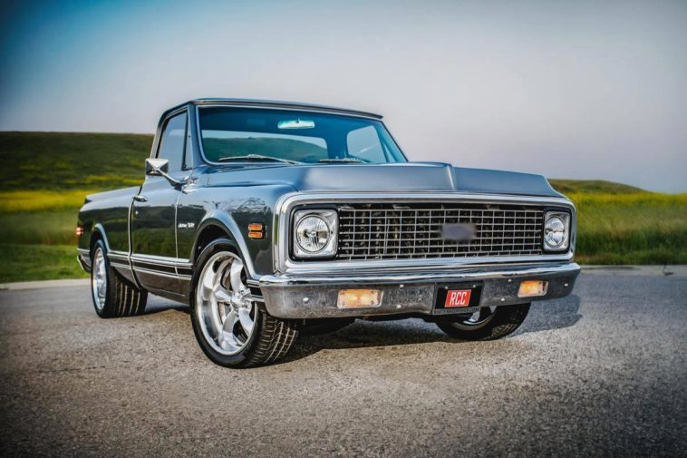 1972 CHEVY C10(Hemmings)