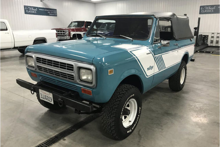 1980 International Scout II(classiccars.com)