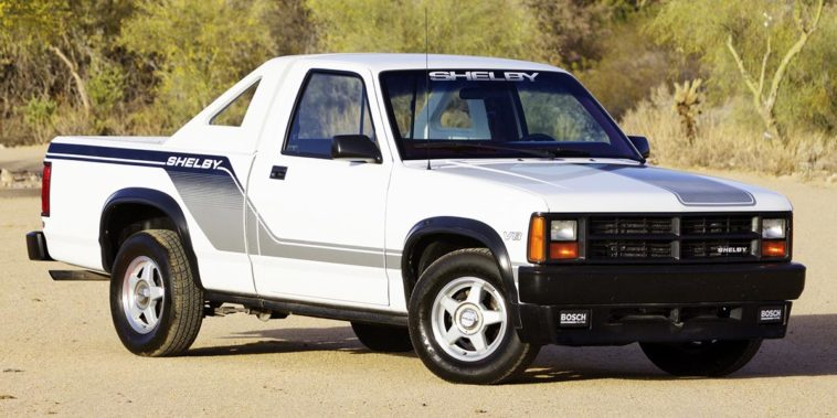 1989 Dodge Shelby Dakota(Hemmings)