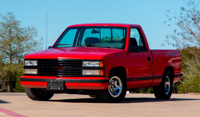 1993 Chevy 454 SS(Hagerty)