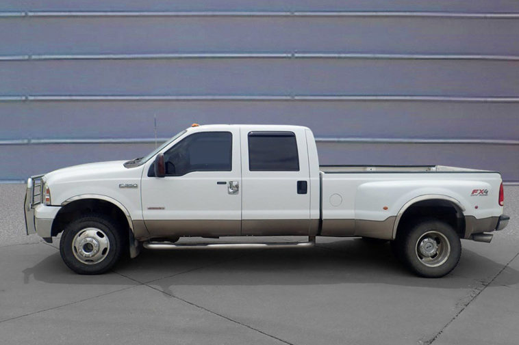 2007 FORD SUPER DUTY(Baxter Ford)
