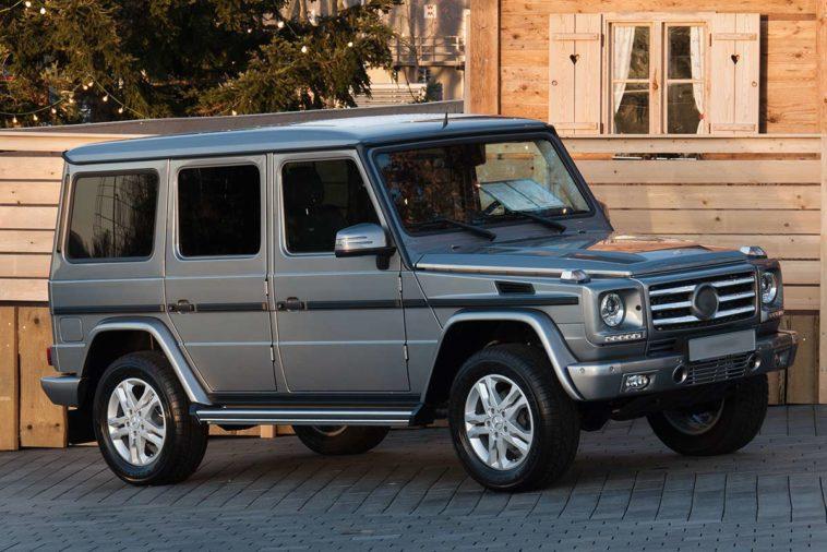2014 Mercedes-Benz G-Wagen