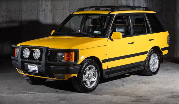 Land Rover Range Rover(classiccars.com)